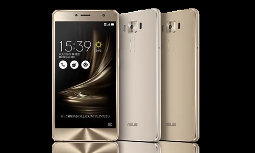 Les réparations  Asus Zenfone 3 Deluxe 5.5 - ZS550KL
