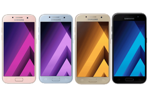 Les réparations  Samsung Galaxy A3 2017 (A320F)