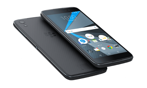 Les réparations  Blackberry DTEK50