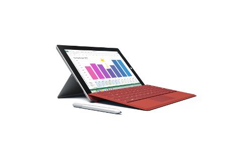Les réparations  Microsoft Surface RT3
