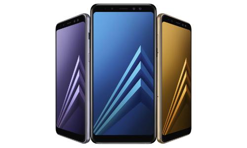 Les réparations  Samsung Galaxy A8 Plus 2018 (A730F)