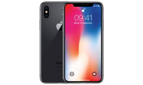 Les réparations  Apple iPhone X (A1865/A1901/A1902)