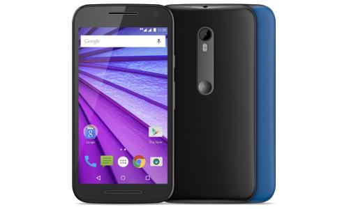 Les réparations  Motorola Moto 3.Gen (XT1540/1541/1550)