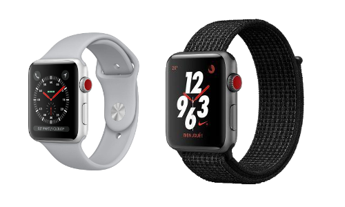 Les réparations  Apple Watch Serie 3