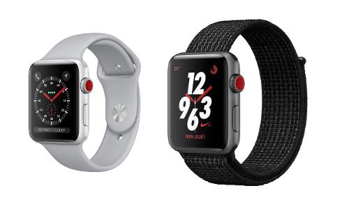 Les réparations  Apple Watch Serie 3