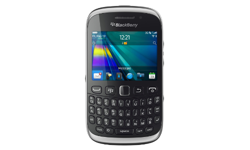 Les réparations  Blackberry Curve 9320