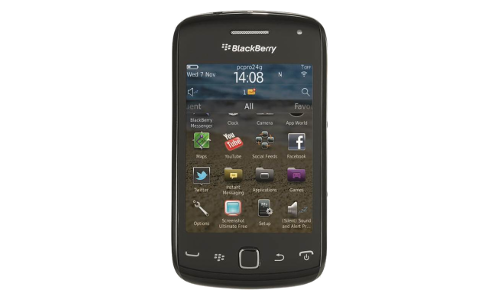 Les réparations  Blackberry Curve 9380