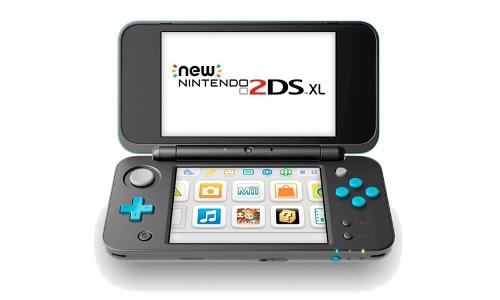 Les réparations  Nintendo New 2DS XL