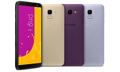 Les réparations  Samsung Galaxy J6 2018 (J600F)