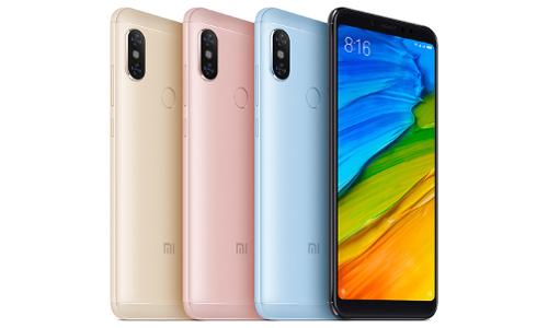 Les réparations  Xiaomi Redmi Note 5 2018