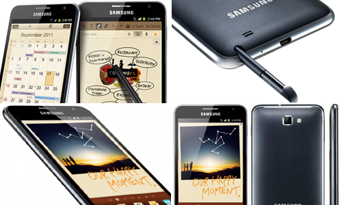 Les réparations  Samsung Galaxy Note (N7000)
