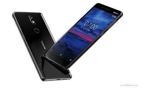 Les réparations  Nokia 7 Plus