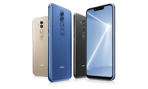 Les réparations  Huawei Ascend Mate 20 Lite