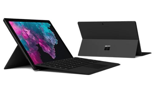 Les réparations  Microsoft Surface Pro 6