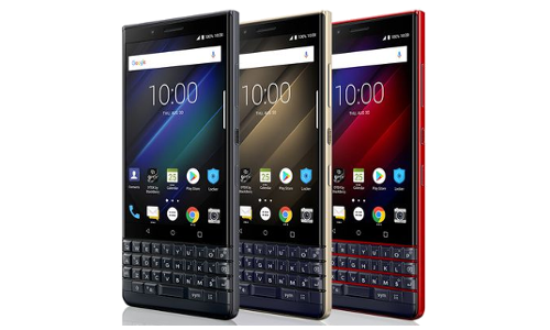 Les réparations  Blackberry Key 2