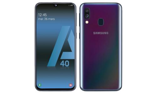 Les réparations  Samsung Galaxy A40 (A405F)