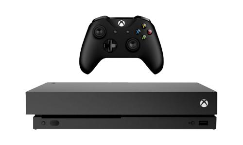 Les réparations  Microsoft Xbox One X