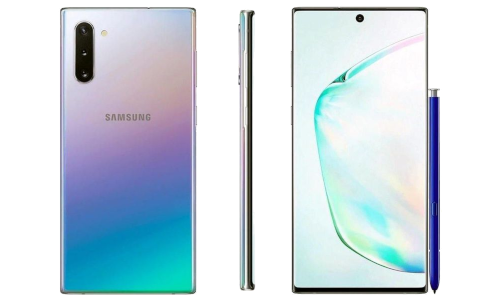 Les réparations  Samsung Galaxy Note 10 (SM-N970)