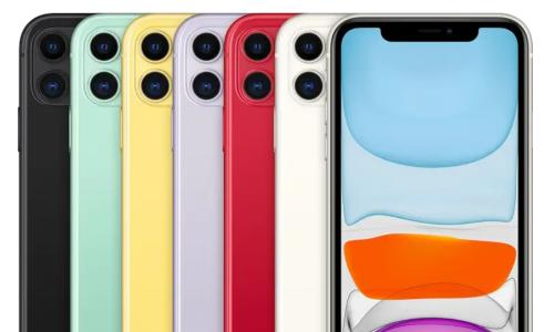 Les réparations  Apple iPhone 11 (A2221)