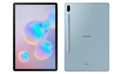 Les réparations  Samsung Galaxy Tab S6 T860-T865 (10.5
