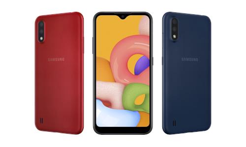 Les réparations  Samsung Galaxy A01 (A015f)