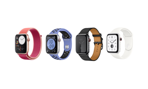 Les réparations  Apple Watch Serie 5