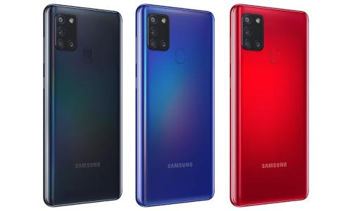 Les réparations  Samsung Galaxy A21S (A217F)