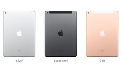 Les réparations  Apple Ipad 7 2019 10.2 (A2197/A2198)
