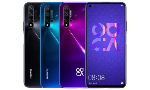 Les réparations  Huawei Nova 5T