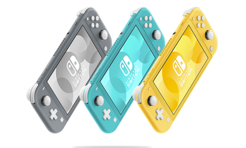 Les réparations  Nintendo Switch Lite