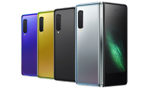 Les réparations  Samsung Galaxy FOLD (F900)