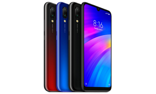 Les réparations  Xiaomi Redmi 7