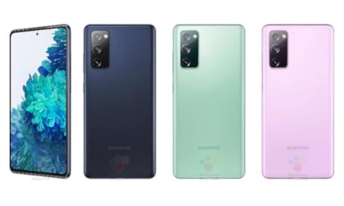 Les réparations  Samsung Galaxy S20 FE (G780F)