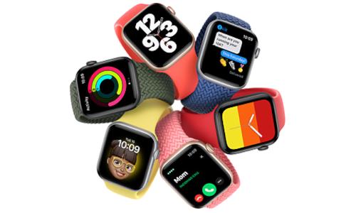 Les réparations  Apple Watch Serie SE