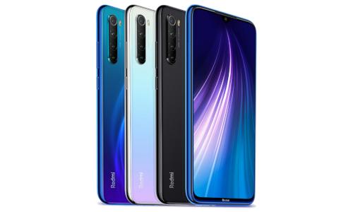 Les réparations  Xiaomi REDMI NOTE 8T
