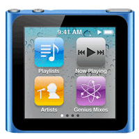 R�paration  Apple iPod Nano 6