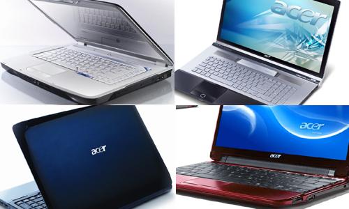 Les réparations  Portable Acer Portable