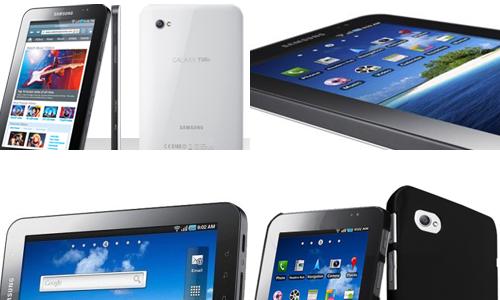 Les réparations  Samsung Galaxy Tab 1 - 7'' - P1000