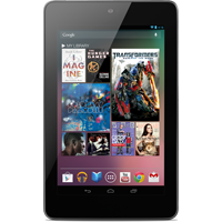 R�paration Tablette tactile Asus Nexus 7