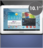 Galaxy Tab 2 - 10.1'' - P5100/P5110