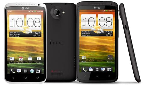 Les réparations  HTC One X