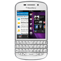 Les réparations  Blackberry Q10
