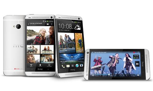 Les réparations  HTC One M7