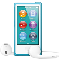 Les réparations  Apple iPod Nano 7