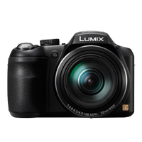 R&eacute;parations Lumix DMC-LZ <i>(Bridge)</i>
