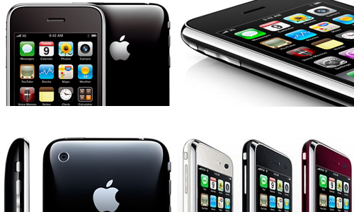 Les réparations  Apple iPhone 3GS