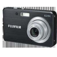 Les r&eacute;parations  Fujifilm Finepix J <i>(Compact)</i>