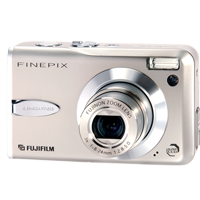 Les r&eacute;parations  Fujifilm Finepix F <i>(Compact)</i>