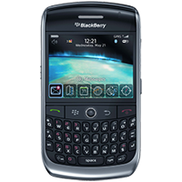 Les réparations  Blackberry Curve 8900