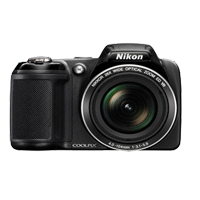 R&eacute;parations Coolpix L340  <i>(Bridge)</i>